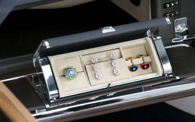 Bespoke Asprey Jewellery Case