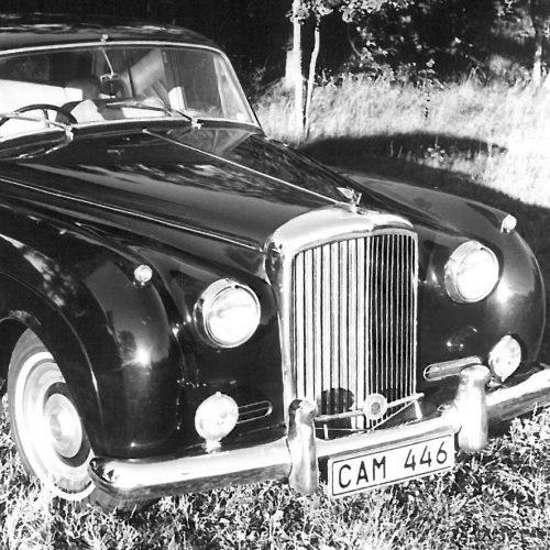 13 1978 Bentley S 1955
